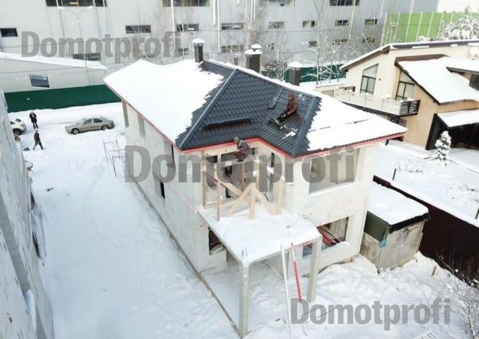Дом в д. Картмазово