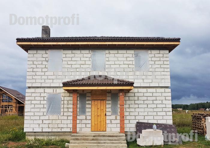 Дом в п. Новофедоровское