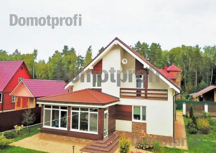 Дом в д. Литвиново