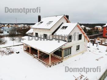 Дом в д. Кузнецово