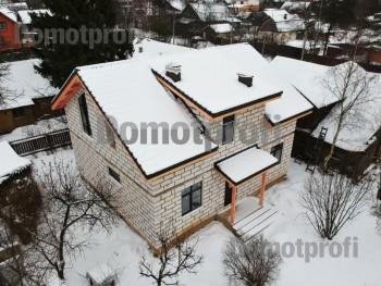 Коттедж в п. Толстопальцево