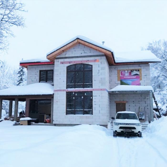 Дом в НП «Молодые дубки»